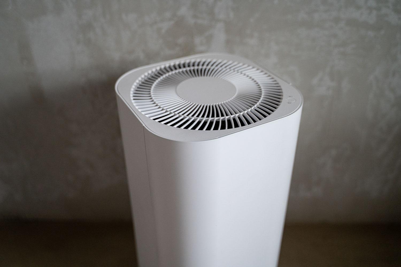 Clean-tech UVC Air Purifier