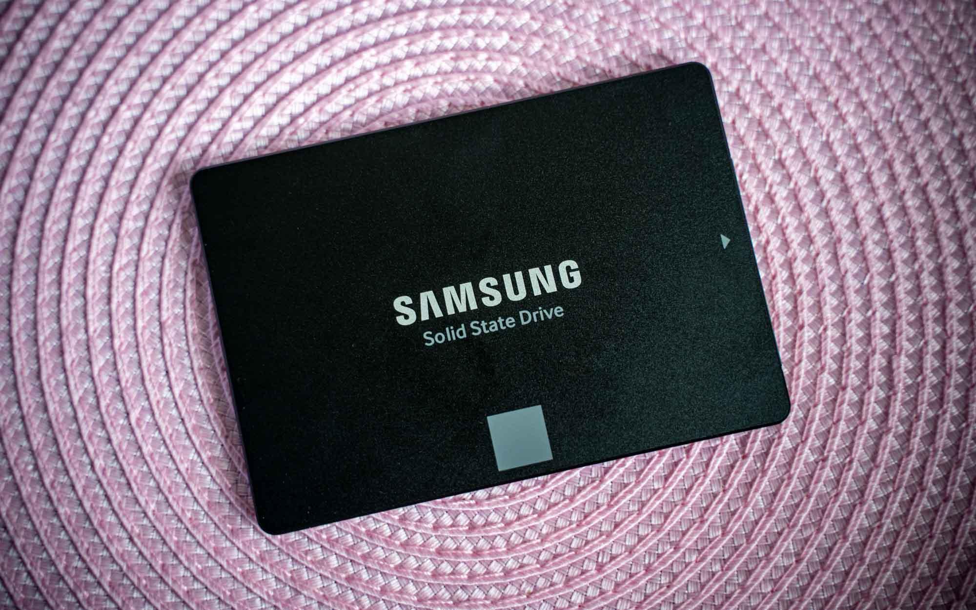 Samsung SSD 870 EVO 256GB