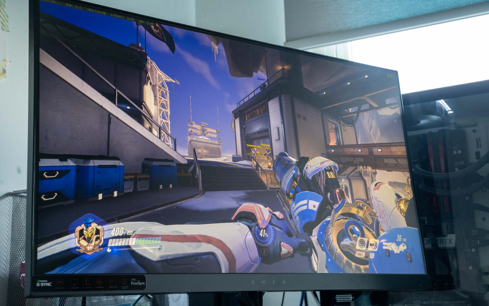 HP Omen X 25f 240Hz Gaming Monitor