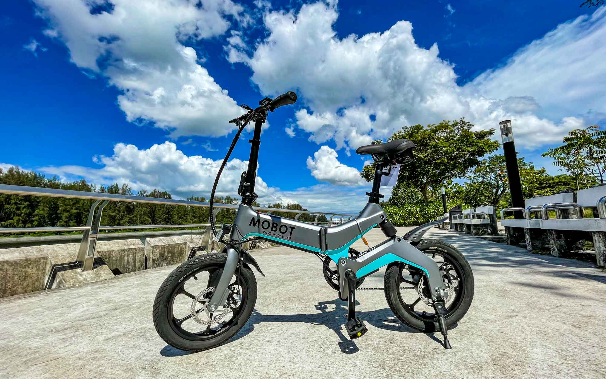 Mobot Nakxus NF1 Electric Bicycle