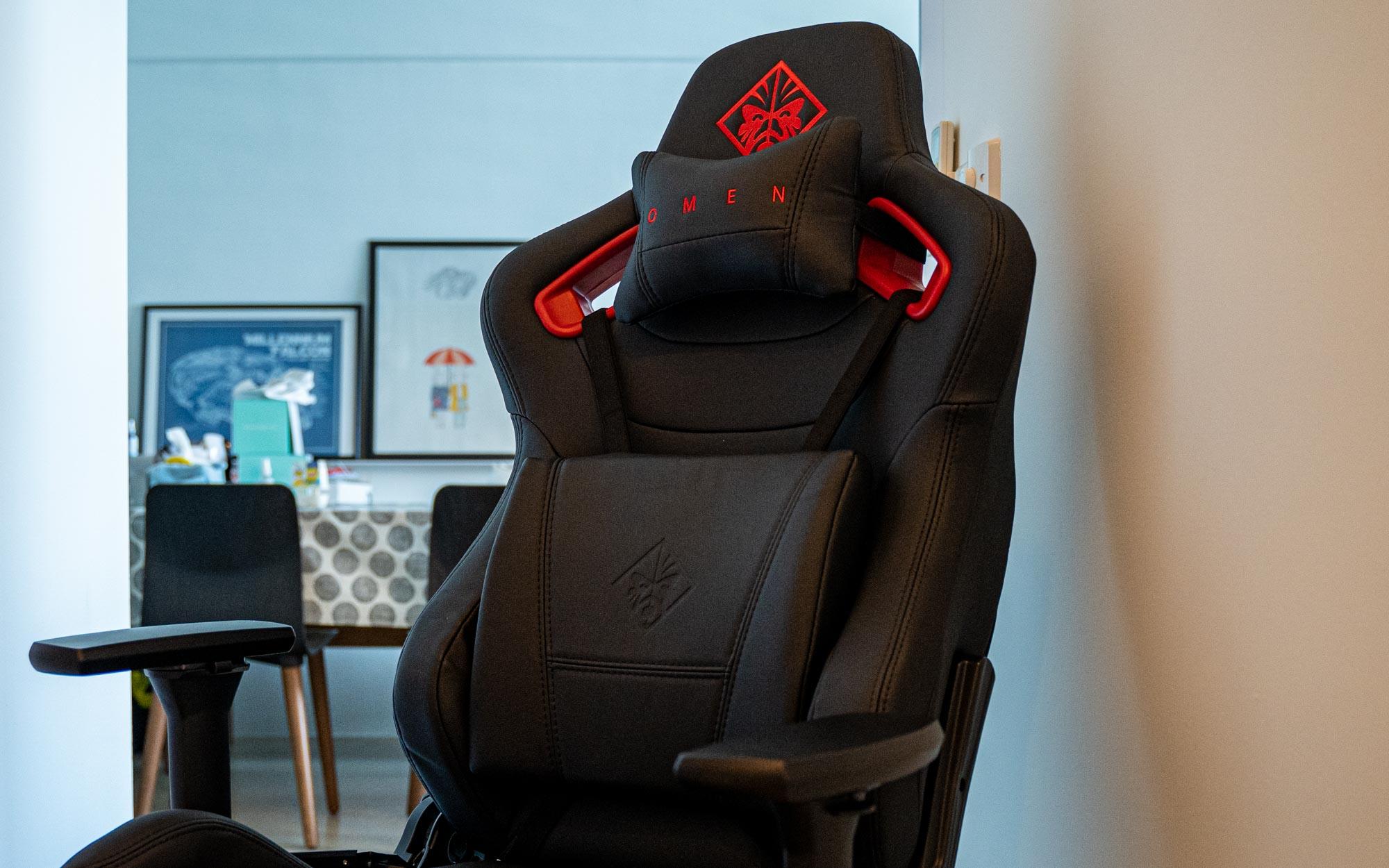 HP Citadel Gaming Chair