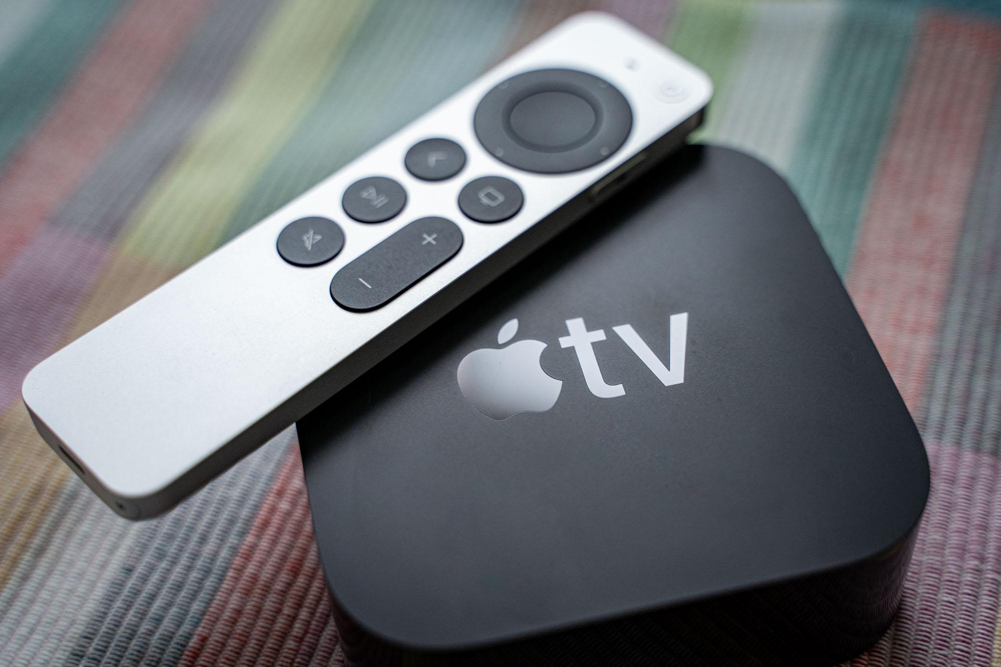 Apple TV 4K (2nd Gen)