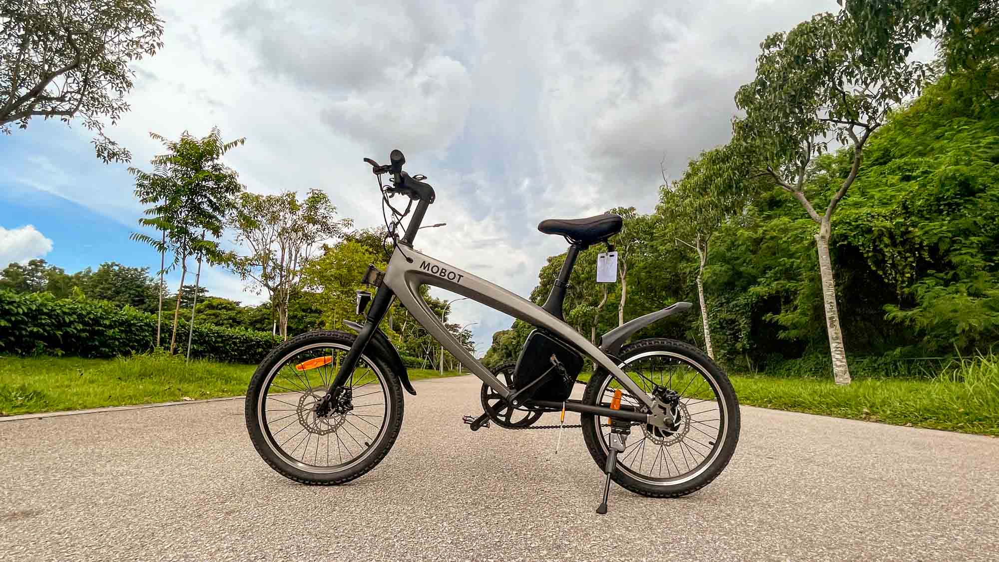 Moboto OVO Electric Bicycle